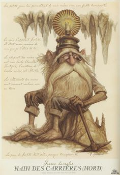Art for your wallpaper: [FANTASY ART] [ILLUSTRATION] Tony DiTerlizzi
