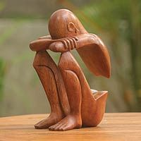 Abstract Rest from @NOVICA, They help #artisans succeed worldwide. #nyomankarsa #bali
