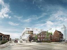 IBA, Erhvervsakademi Kolding – Nyt campusbyggeri - Cubo Arkitekter
