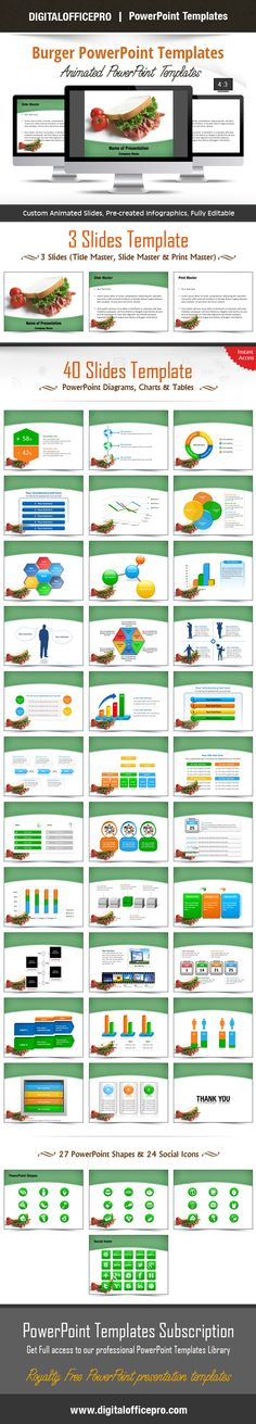 Bundle 4 in 1 ppt metro style presentation templates and graphics toneelgroepblik Choice Image