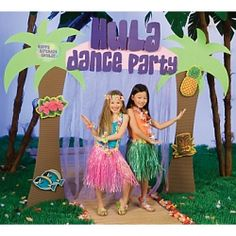 Welcome to the easy way to have a real Hawaiian Luau paradise party without leaving HOME! You may be having a Luau, Beach-themed Island party,...