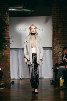 F/W 2016 – Jasmine Chong - luxury ready-to-wear womenswear