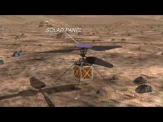 Small Helicopter Could Improve the Exploration of Mars 1/23/15  Engineers at NASA's Jet Propulsion Laboratory are working on a small helicopter that could 'scout' a trail for future Mars rovers. - SciTech Daily
