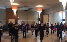 Ballroom, Latin Dance Party With Lesson Sunday Afternoons At Dvp And Eglinton   TorontoDance.com