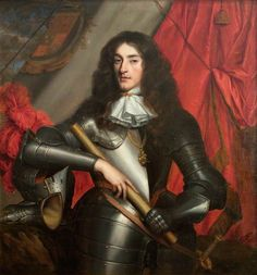 Duke of York (1633–1701) (later King James II) John Michael Wright (1617–1694) Government Art Collection. Artuk.org