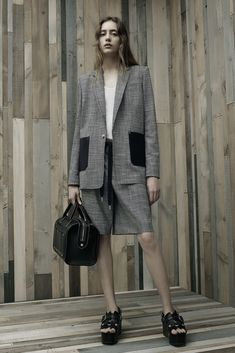 Alexander Wang Resort 2016 Look 6