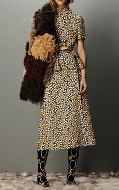 Marni Flash Collection Pre-Fall 2015 Trunkshow Look 18 on Moda Operandi