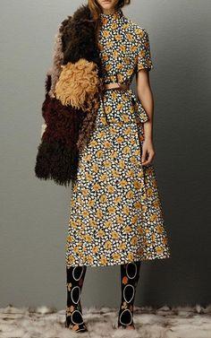 Marni Flash Collection Pre-Fall 2015 Trunkshow Look 18 on Moda Operandi