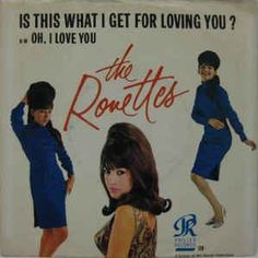 The Ronettes Featuring Veronica* - Is This What I Get For Loving You? / Oh, I Love You at Discogs