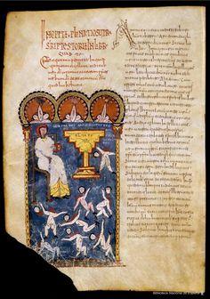 Beati in Apocalipsin libri duodecim. Beato de Liébana,  Santo — Manuscrito — 901-1000?