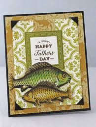 Anna Griffin Father's Day card