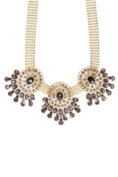 Solar Bib Necklace by Stella + Ruby on @HauteLook