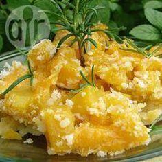 Butternut Squash Gratin @ allrecipes.co.uk