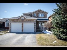 239 Pringle Dr Barrie Ontario Barrie Real Estate Tours HD Video Tour