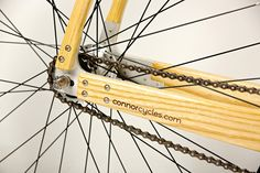 Connor wood bikes | Bike | Gear