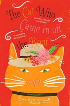 Cat Who Came in off the Roof by Annie Schmidt http://www.amazon.de/dp/1782690972/ref=cm_sw_r_pi_dp_kQGZwb0CTXPPC