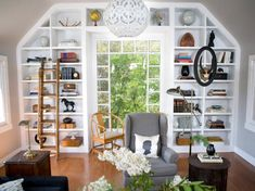 HGTV Design Star winner Emily Henderson discovers Glee co-creater Ian Brennan's design style, a mixture of historic traditional, '60s mod and global traveler, to make over his L.A. home.