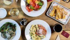 Belpassi Bros - London | Restaurant Review - Zagat