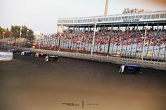 Years in the making, Knoxville Raceway welcomes the NASCAR Truck Series