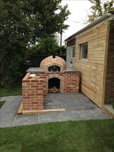 Contact us for our up to date offers on our pizza oven kits Brick Oven Outdoor, Brick Bbq, Outdoor Kitchen Bars, Pizza Oven Outdoor, Outdoor Kitchen Design, Outdoor Kitchens, Patio Design, Pizza Oven For Sale, Pizza Oven Kits