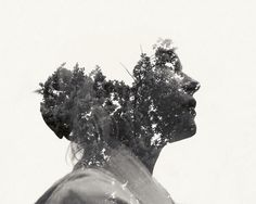 Multiple Exposure Portraits – Fubiz™