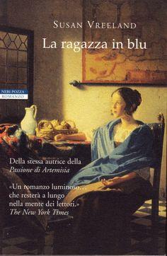 La Ragazza in Blu - Susan Vreeland
