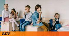 Alimentando el cambio es una iniciativa para enseñar a los niños a adquirir hábitos alimentarios saludables dentro de las aulas