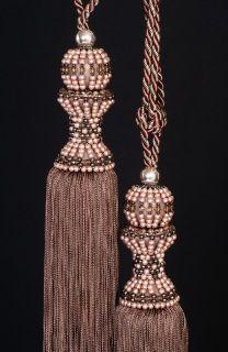Luxury Beaded Tassel tibeack - Timeless Collection