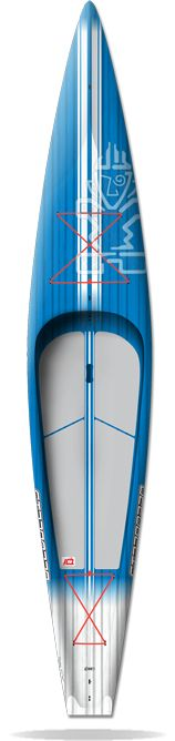 "14'0""X30"" ELITE TOURING SUP Board for Riders up to 120kg"
