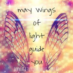 ...wings of light...