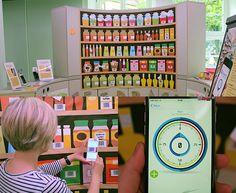 """In unserem 100. Blog-Beitrag laden wir Euch alle herzlich zum JOSEPHS in der Nürnberger Innenstadt ein. Dort könnt Ihr die Beta-Version der vom Fraunhofer Institut und 4SELLERS entwickelte App """"PerHEPS"""" — einen persönlichen Einkaufsberater — testen und ein Feedback dazu geben. Alle Infos zu dem Projekt in unserem #Viererblog: http://viererblog.de/2015/06/die-zukunft-des-einkaufens-bis-juli-zum-testen/"""