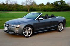 On the Christmas List : 2013 Audi S5 Cabriolet