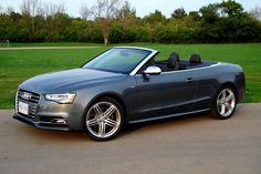 Test Drive: 2013 Audi S5 Cabriolet