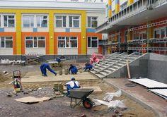 В России приступили к осуществлению госпрограммы строительства новых школ
