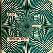 Cover of: Fundamental physics by Jay Orear