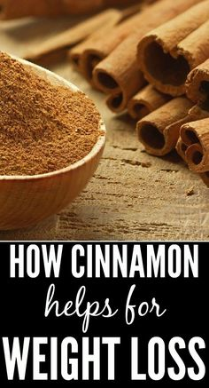 4 Simple Ways In Which Cinnamon Helps In Weight Loss: Get Healthy, Healthy Tips, Healthy Habits, Healthy Snacks, Healthy Eating, Healthy Recipes, Lose Fat, How To Lose Weight Fast, Health And Nutrition