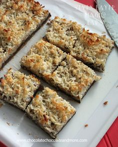 Seven Layer magic Bars-the bar that started all the magic!