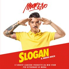MORENO - SLogan (2016) .m4a iTunes DOWNLOAD FREE Download Slogan Moreno Gratis…