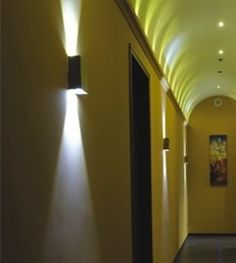 Wall Light | LED wall lights | LED up-lighters | LED Interior lighting