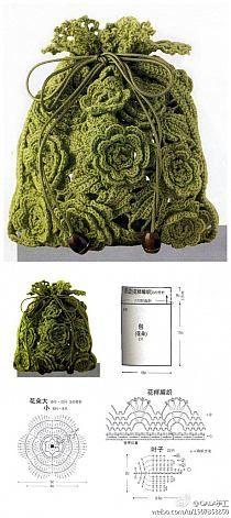 3D kwiaty