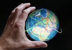 Connected World Stock Photo 146928369