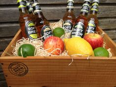 Great use of an old wine box Brewing, Lemon, Wine, Box, Snare Drum
