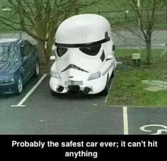 The safest car on the road