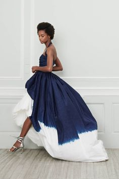 Oscar de la Renta Spring/Summer 2019 Resort | British Vogue
