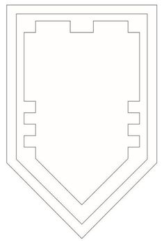Coloring Page Lego Nexo Knights Shields 6 On Kids N Funcouk