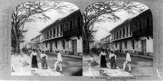 Calle Calbido, Manila 1910