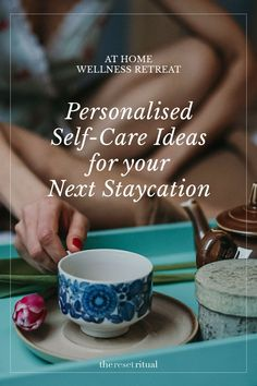 Your self-care staycation should be unique to you, cater to your personality, and fill you up in whatever way you need right now. Make your next at-home wellness retreat a reality with these self-care staycation ideas and tips. Garden Retreat Ideas, Staycation Quotes, Meditation Retreat, Meditation Music, Personal Wellness, Stress Relief Tips, Self Care Activities, Next At Home, Me Time