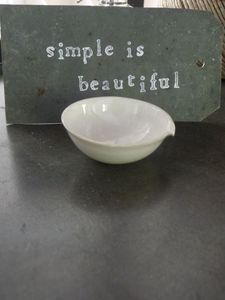 keep it simple....  beautiful.
