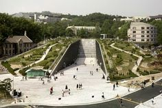 Oneirataxia: Ewha Womans University Campus Center Project