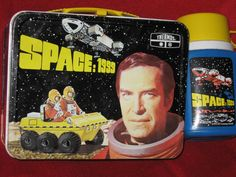 ON SALE Space 1999 Vintage Lunch box
